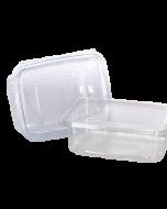 Caserola plastic cu capac 750 CC