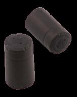 Capison termocontractabil negru 30*55 mm, cod DC05 negru