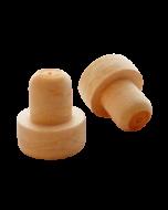 Dop tip cognac sintetic D19*20 mm, cod DC41