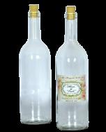 Sticla 1 litru Vin Transparenta, cod ST452