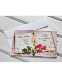 Invitatie nunta 9338