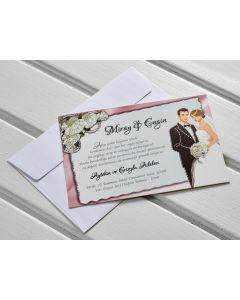 Invitatie nunta 9352