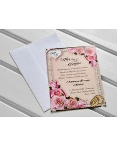 Invitatie nunta 9355