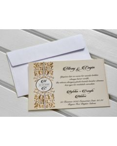 Invitatie nunta 9407