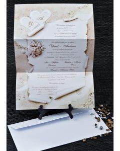 Invitatie nunta 1071