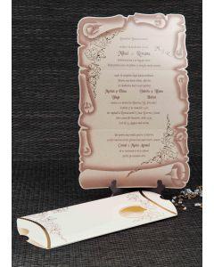 Invitatie nunta 1087