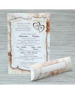 Invitatie nunta 1145 Z