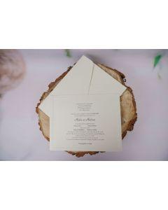 Invitatie nunta 1154P