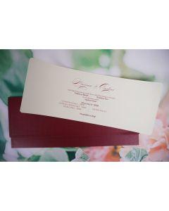 Invitatie nunta 1164P