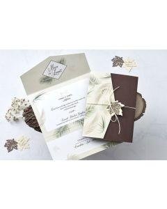 Invitatie nunta 1177P