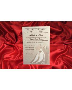 Invitatie nunta 1677