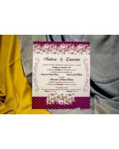 Invitatie nunta 201 B