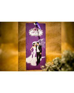 Invitatie nunta 2038 B