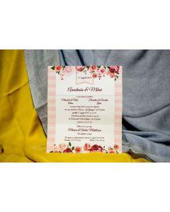 Invitatie nunta BC203