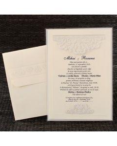 Invitatie nunta 20416 Z