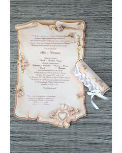 Invitatie nunta 20475 Z