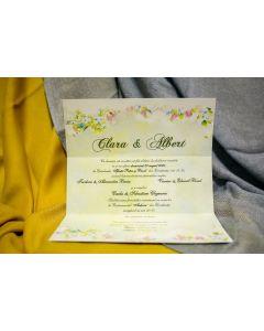 Invitatie nunta 204 B