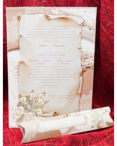Invitatie nunta 20724