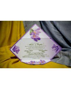 Invitatie nunta BC220