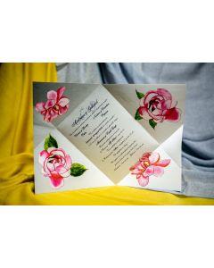 Invitatie nunta 222 B