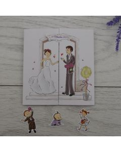 Invitatie nunta 2247