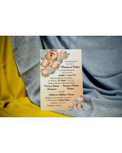 Invitatie nunta 224 B