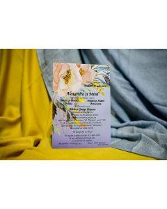 Invitatie nunta 226 B
