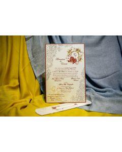 Invitatie nunta 3221 B
