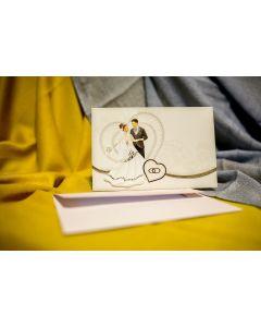 Invitatie nunta 3225 B