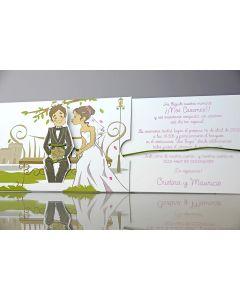 Invitatie nunta 34937