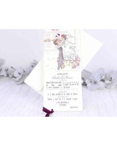 Invitatie nunta 39230