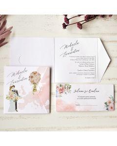 Invitatie nunta 39773 X