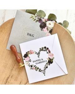 Invitatie nunta 39775 X