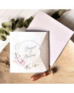 Invitatie nunta 39776 X