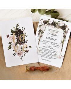 Invitatie nunta 39780 X
