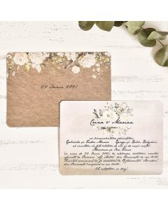 Invitatie nunta 39782 X