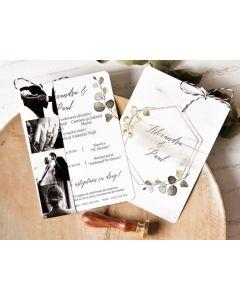 Invitatie nunta 39784 X