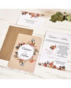 Invitatie nunta 39785 X