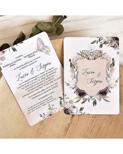 Invitatie nunta 39789 X