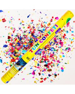 Tun confetti multicolore, cod 8260.ASS