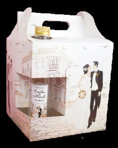 Cutie pentru sticla si caserola, cod 447 box