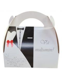 Cutie Prajitura, cod 47671 wedding