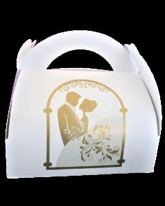 Cutie Prajitura, cod 48943 wedding