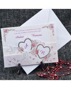 Invitatie nunta 5162