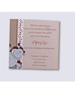 Card, cod 5510