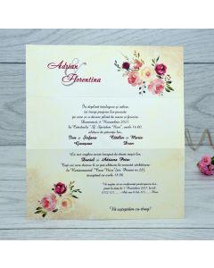 Invitatie nunta 2244