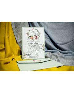 Invitatie nunta 970 B