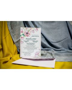 Invitatie nunta 971 B