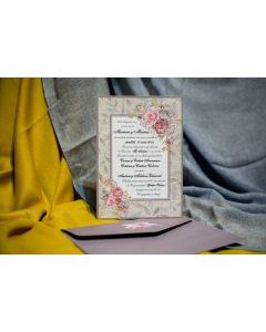Invitatie nunta 973 B