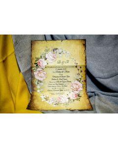 Invitatie nunta 996 B